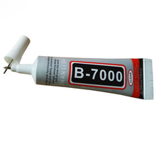 Multi Purpose B7000 Glue 15ml B-7000 Adhesive Clear Jewelery Epoxy Resin Diy Jewelry Crafts Glass Touch Screen Cell Phone Repair(China)