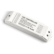 R4-CC constant current receiver DMX512 decoder led controller  dmx signal driver 2.4G wireless led dimmer ltech