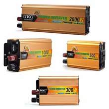Portable 12V Boost to 220V Modified Sine Wave Power Inverter 300W 500W 1000W 2000W office equipment television sets computers