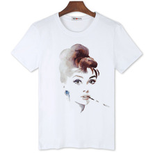 BGtomato Lovely hand painted graph t shirts men love beautiful women lucky shirts latest style brand good quality cool shirts(China)