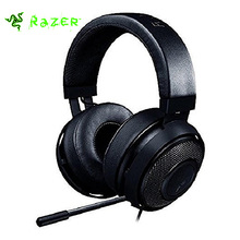 Razer Kraken Pro V2 Analog Gaming Headset Earphone Professional eSports gaming headset with Mic for PC Xbox One Playstation 4(China)