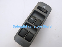 Suitable SUZUKI Wagon R+car window lift switch assembly with panel Front left door glass lift switch(China)