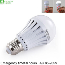 2X 5W 7W 9W 12W 15W E27  Led Emergency Bulb > 8 hours  Rechargeable Bulb Led Lighting Outdoor Camping Lamp Home Camping