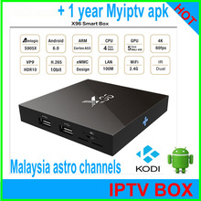 android tv box x96 iptv malaysia with my iptv 1 Year Service 190 Channels Malaysia Singapore IPTV Indonesia Australia frm i7s s7