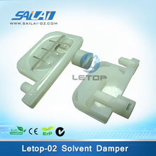 On sales!!!2pcs/lot small damper roland vp540 dx4 damper for roland dx4 solvent printhead