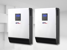 10kw Solar inverter system 48vdc 230vac with built in solar charger 50A*2 + battery charger ( PIP5048HS inverter *2 in parallel(Taiwan)