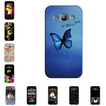 Hard Case for Samsung Galaxy Star Advance/Star 2 G350E SM-G350E Slim Back Cover UV Painting PC Shield Protective Case Skin Bags