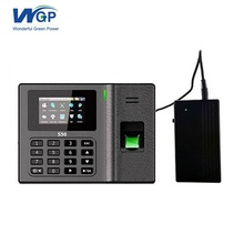 mini portable ups system 9v 1000mA rechargeable battery ups 9v dc power supply with lithium battery backup(China)