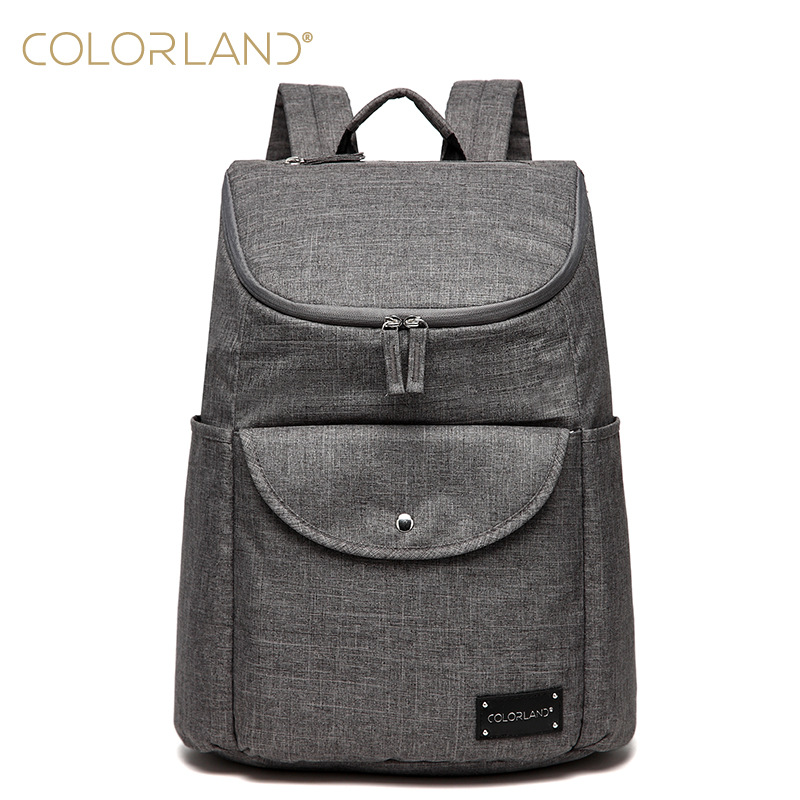COLORLAND Diaper Bag Backpack Travel Large Nappy Bags Fashion Baby Bag Organize Mom Backpack Tote Diaper Bags Maternity Handbag <br>
