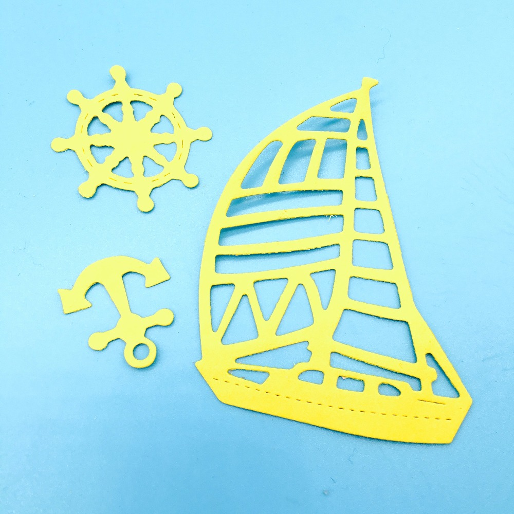 YLCD578 Rabbit Metal Cutting Dies For Scrapbooking Stencils DIY Album Cards Decoration Embossing Folder Die Cutter Template