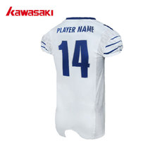 Plus Size Kawasaki Men's American Football Jersey Custom Collage Training Match Breathable Team Wear Football Shirt Jerseys