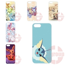 Covers Cases For Motorola Moto X Play X2 G G2 G3 G4 Plus E 2nd 3rd gen Razr D1 D3 Z Force Pokemons Eveelutions Love Cute Evee