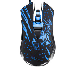 2017 New Professional 6D USB Wired Optical Gaming font b Mouse b font PC font b