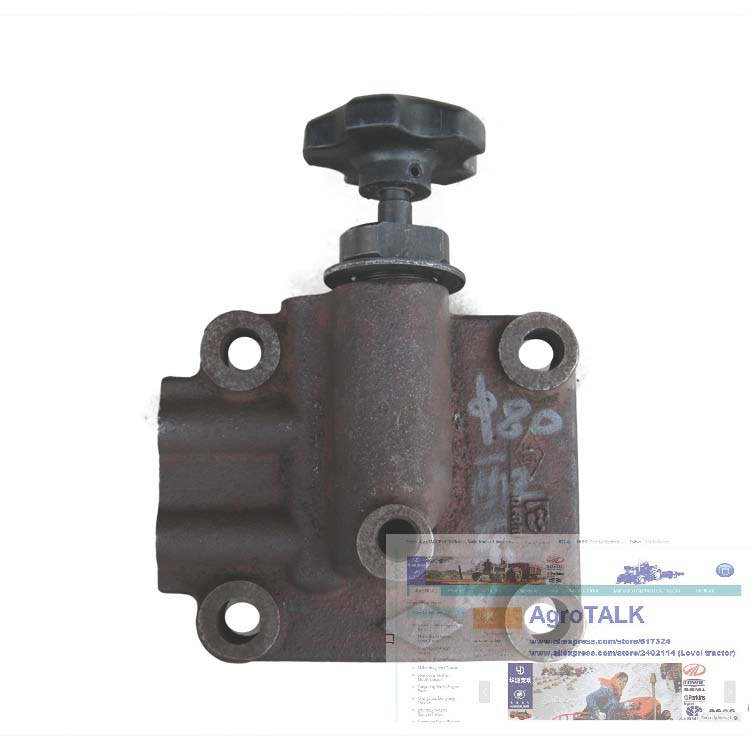 Dongfeng tractor DF354 404, the cylinder head for hydraulic cylinder dia 80mm, part number: <br>