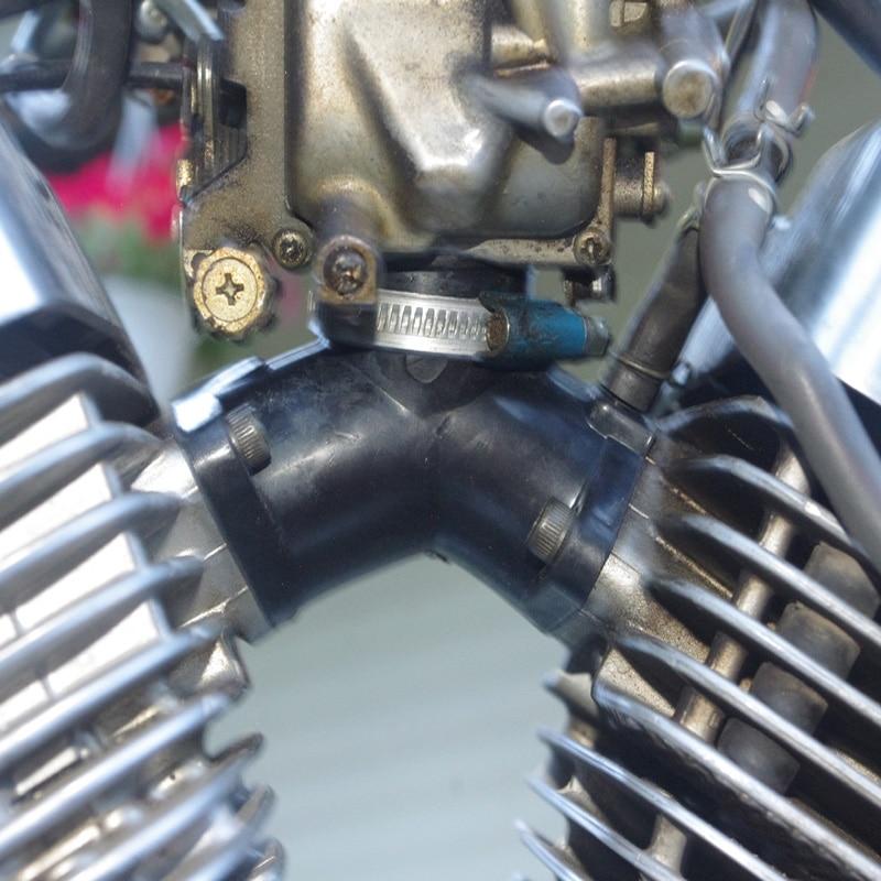 Fits Yamaha Virago XV250 XV 125 250 Carb Intake Carburetor Joint Boot 1988-2011