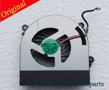 New Original Laptop Cooling Fan For Clevo W350 W350ETQ W370 W370ETQ W370SKQ notebook AB7905HX-DE3 6-23-AW15E-010 6-23-AW15E-011