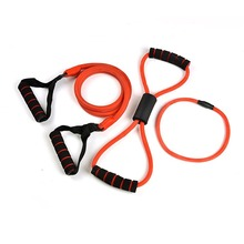 Winmax Home Exercise Fitness Chest Expander Resistance Tube Bands (3 Pieces set)
