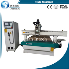 Carousel ATC CAD CAM 1325 wood cnc milling machine(China)