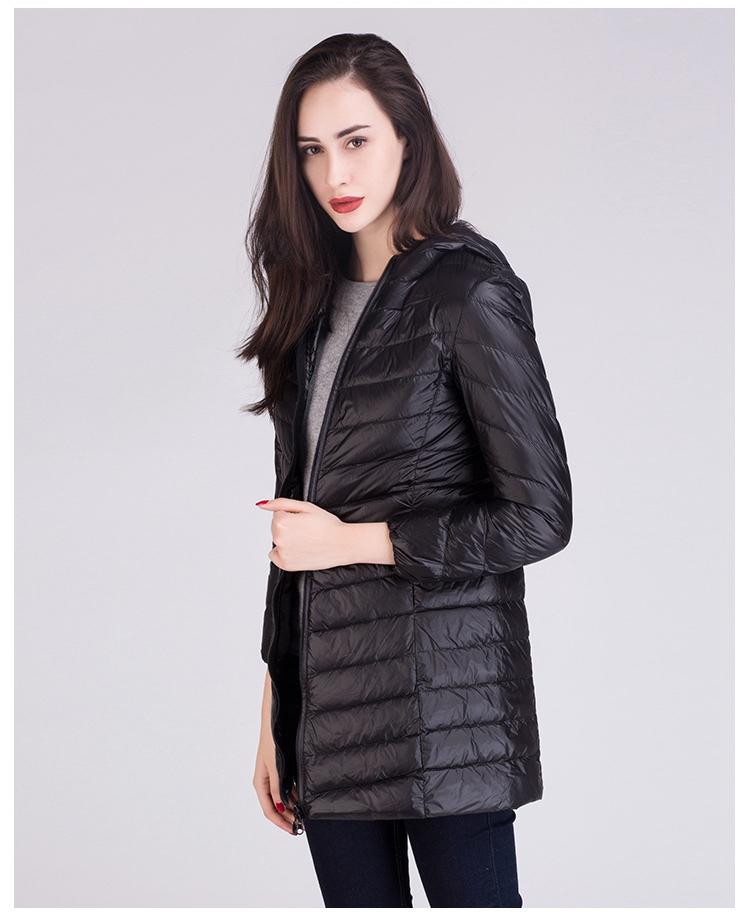 ultralight down jacket