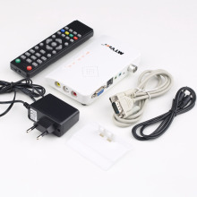 Analog TV Box LCD/CRT VGA/AV Stick Tuner Box View Receiver Converter,in stock!