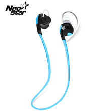 Sweatproof Bluetooth V4.1 Earphone for Phone Wireless Stereo MP3 Studio Music Handsfree With Mic For iPhone Outdoor Sports Phone