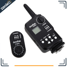 Godox FT-16 Wireless Remote Controller Flash Trigger for Godox Witstro AD180 AD360 Speedlite Flash for Canon Nikon Pentax Camera(China)