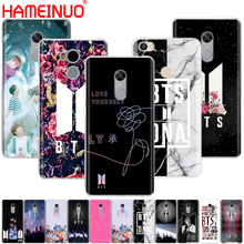 Buy HAMEINUO BTS Bangtan Boys NEW LOGO LY Love Cover phone Case Xiaomi redmi 4 1 1s 2 3 3s pro redmi note 4 4X 4A 5A for $1.99 in AliExpress store