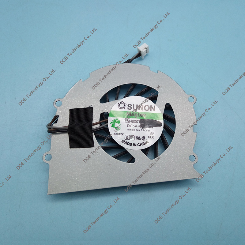 Toshiba Satellite Pro T110 Laptop cpu cooling cooler fan CWTL1 AD5305HX-QD3