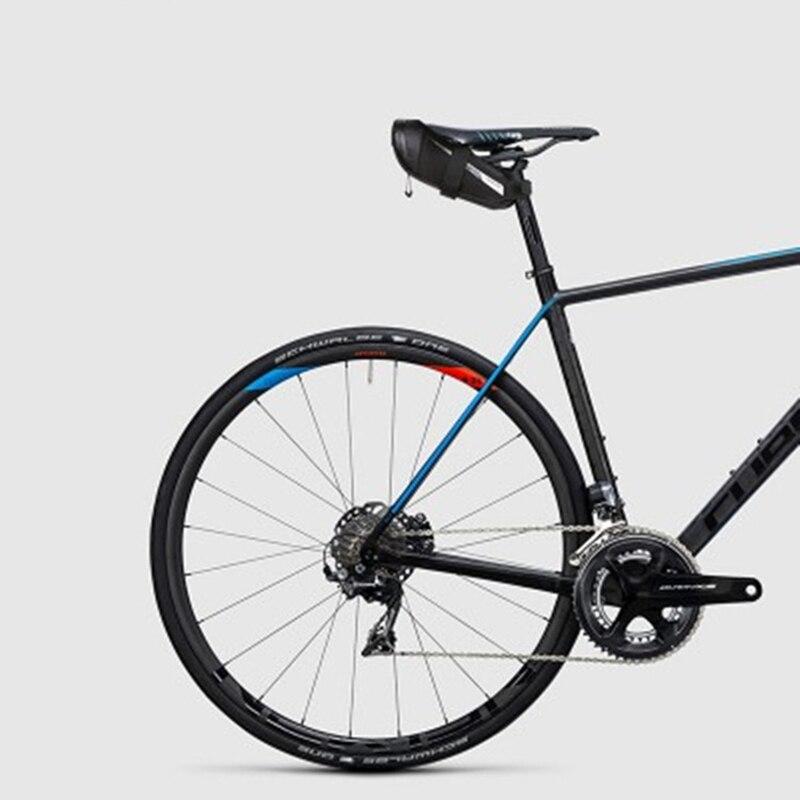 Bicycle Saddle Bag Tear Resistant Rainproof Cycling Rear Seat Bags MTB Road Bike Tail Repair Tools Pouch Bike Accessories BG0090 (9)