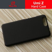 Hacrin Umidigi Z Pro Case Hard Plastic colored PC Premium Protective Back Cover For UMI Umidigi Z Pro / Z1 Mobile Phone(China)