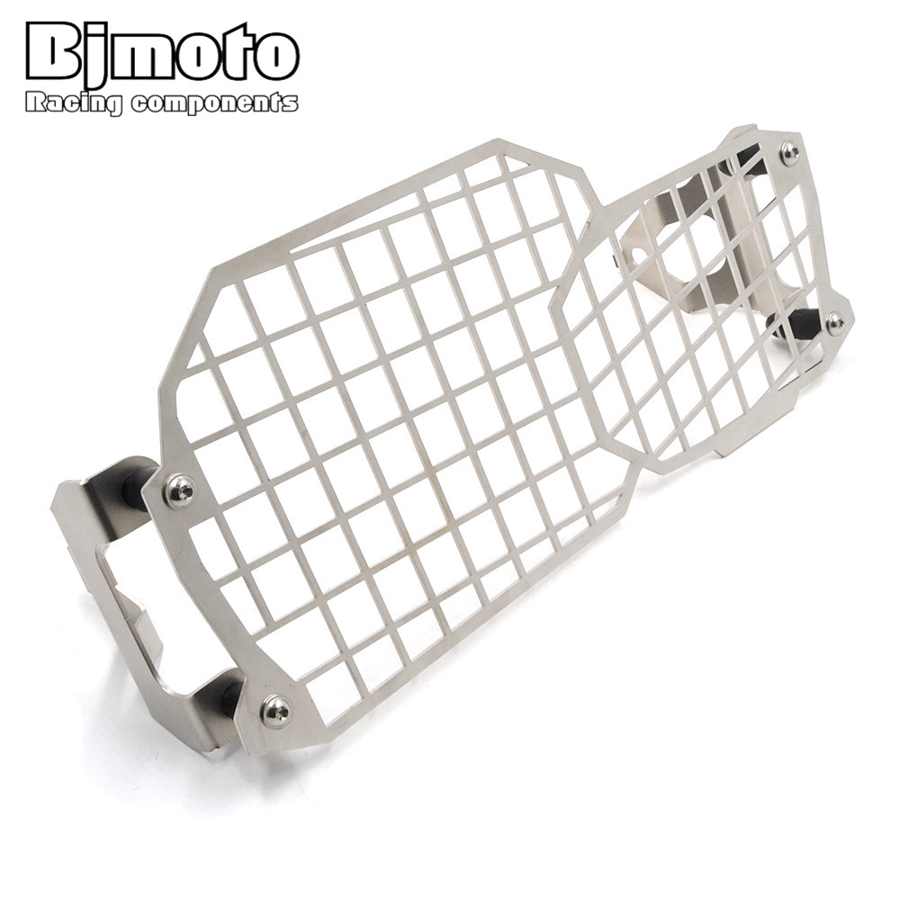 For BMW F650GS F700GS F800GS F800 F650 F700 GS Adventure Stainless Steel Headlight Grill Guard Protector Cover High Quality<br>