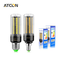 1Pcs SMD 5736 Constant Current Anti-Strobe LED Corn Bulb lamp light E27 E14 3.5W 5W 7W 9W 12W 15W 110V -220V For Indoor lighting