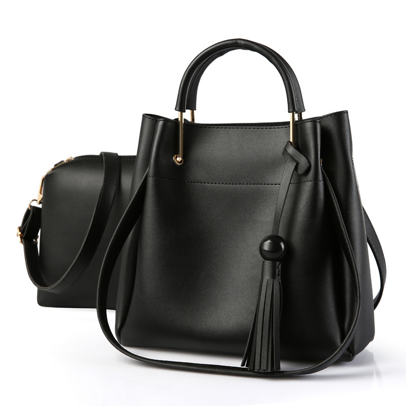 Original New Drop Shipping 2017 Fashion Casual Composite Bag Women Bags Handbags Messenger Shoulder Bags bolsa feminina tote<br>