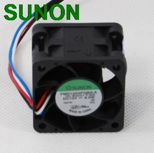 Sunon fan PMD1204QBX-A 4028 4cm 40mm DC12V 8.0W server inverter cooling fan(China)