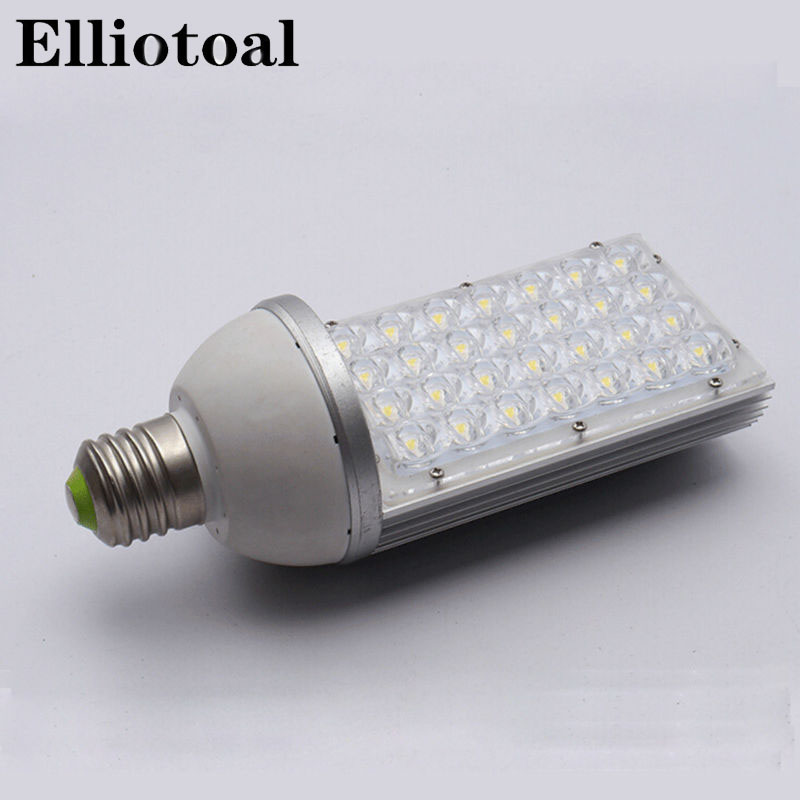 4pcs/lot E40 E27 led streetlight bulb 28W 32W 36W 40W 48W 54W 60W street light AC85-265V 3 years Warranty Replaced CFL HPS(China)
