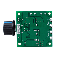 CNIM Hot 12V-40V 10A PWM DC Motor Speed Controller with Knob