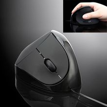 Mouse 1200DPI 3D 5 Button Wired Ergonomic Vertical Optical USB Mouse Brand Whole Price Wrist for Laptop PC