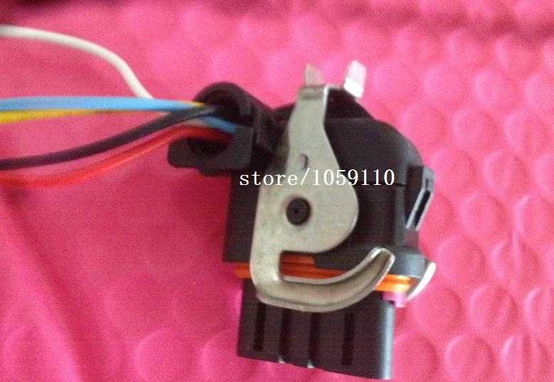 1PCS 5pin for Howard/rich/Volvo excavators for excavators Automotive generator wiring harness plug socket<br>
