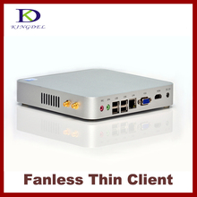Best selling Thin client pc,mini desktop, Mini pc Intel Celeron Dual Core, 4GB Ram& 500GB HDD 1.8Ghz, 1080P HDMI, Windows 7