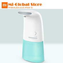 Buy new Xiaomi Ecological Brand MiniJ Smart Auto Induction Foaming Hand Washer Wash Cleaner 0.25s Infrared Induction smart Home for $33.50 in AliExpress store