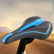 Buy Mountain Bike Bicycle Saddle Skidproof Sports Saddle Seat Road Bike Saddle Front Seat Mat Cushion Riding Cycling Supplies for $9.44 in AliExpress store
