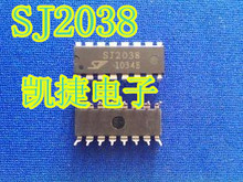 Free shipping 10pcs/lot SJ2038 J2038 audio  amplifier chip audio amplifier IC DIP DIP new original