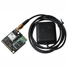 New Black HC-06 GPS Antenna Bluetooth Module Ublox NEO-M8N BeiDou Compass Shield STM32F103T8 in Stock