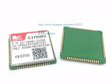 Free shipping. SIM808 GSM+GPS+ Bluetooth three in one module 10PCS