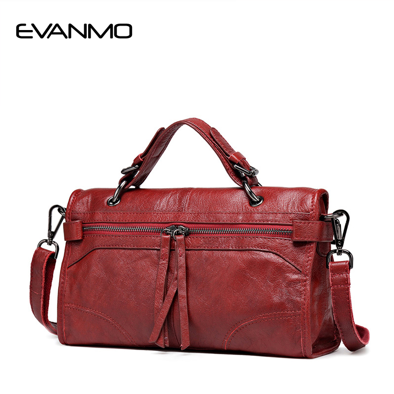 2017 Limited Real Zipper Women 100% Genuine Leather Handbag Winter Newest Design Shoulder Bag Famous Brand Female Crossbody<br>