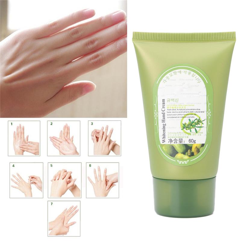 Olive Oil Hand Cream Care Nourishing Anti Chapping Anti Aging Whitening Firming Moisturizing body Skin Care Cream 1