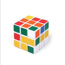 1 piece 6*6*6cm Instantly restore the cube one second to restore high-quality plasticCube Edition magic props