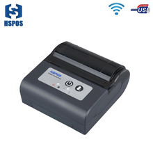 Cheap Android And IOS Wireless Pos Mobile Portable Usb Mini Wifi Receipt Printer With Free Sdk For Bus And Medical Device(China)