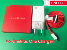 Original 1+ OnePlus One Charger 5V/2A Usb Wall Travel Charger Adapter with Micro USB Data Sync Cable For One Plus 1 X samsung Lg