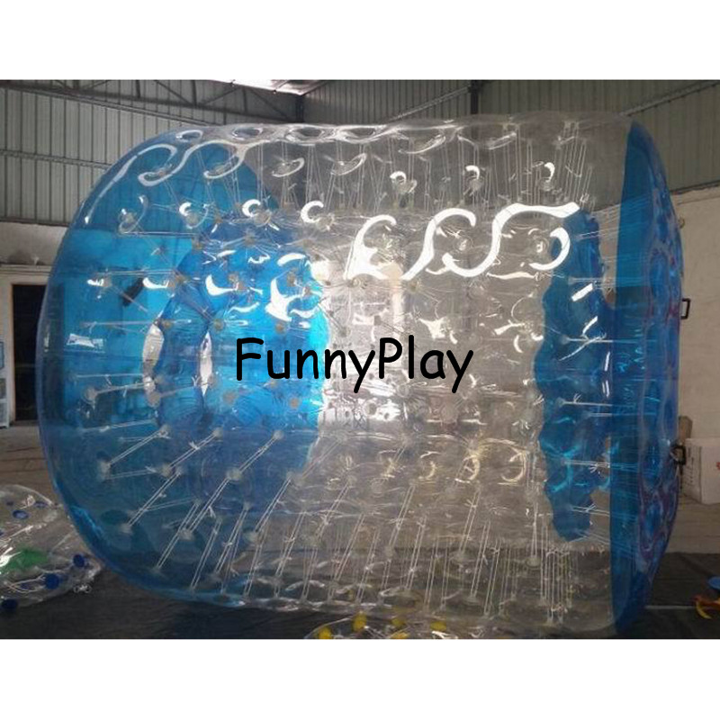 Inflatable Water Walking Roller5